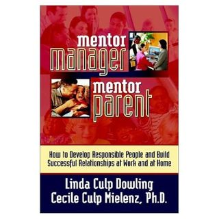 Mentor manager mentor parent
